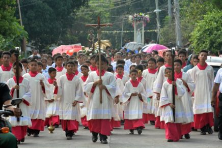 Sta. Cruz is a Marian 'Country'
