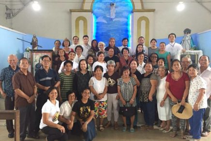 Parish' OFW Ministry continues to inspire