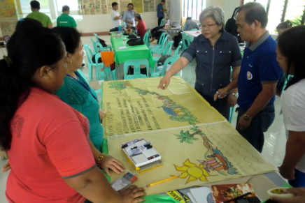 9 disaster-prone parishes in Davao join in preparedness workshop