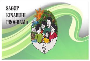 Sagop Kinabuhi Program 2 graphic