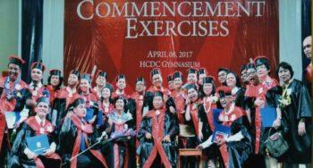 Graduates MA Theology