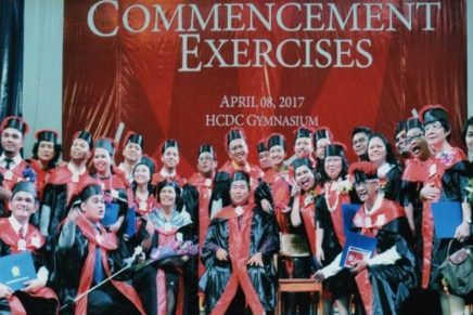 40 IIREF theologians graduate from HCDC
