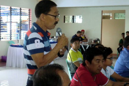 Being God's steward moves Nonoy to care for environment