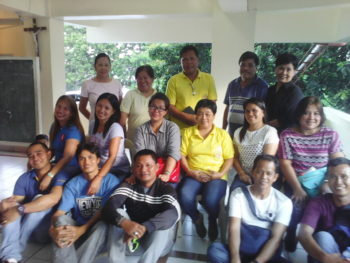 Billings Ovulation Method Training at San Pablo Parish