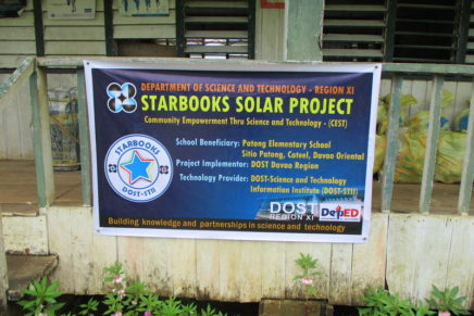 Poor children get access to solar-powered digital library