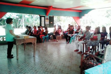 Mary Help of Christians Parish, Dacudao Formation