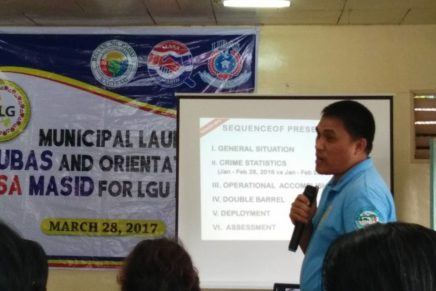 Padada PPC oriented on MASA MASID
