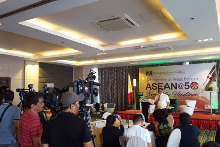 ASEAN takes the spotlight in PPI's 21st National Press Forum