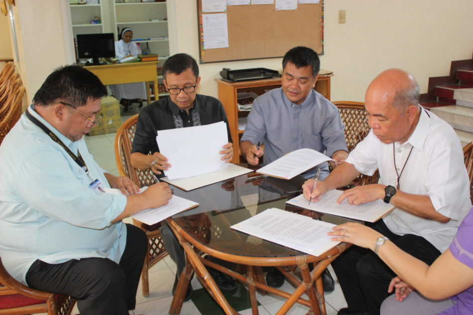 SSS, Archdiocese of Davao sign MOA to provide social protection for priests