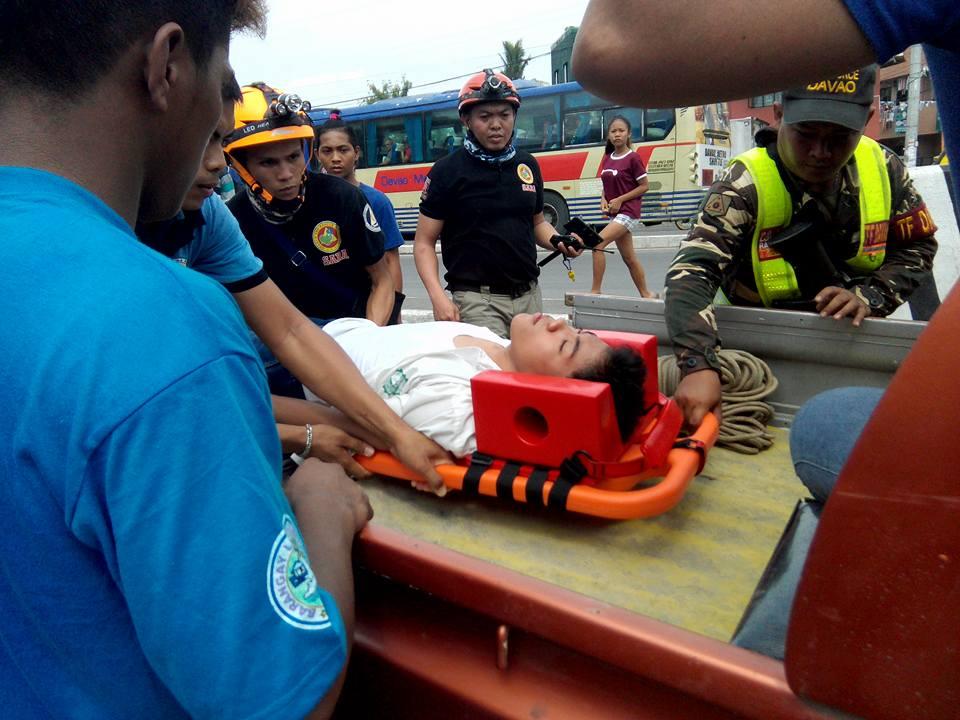 1st quake tsunami drill davao