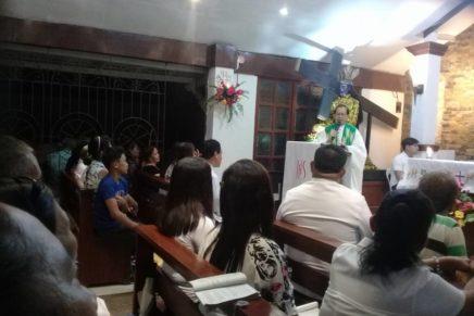 GKK Jesus Nazareno sa Bucana nagsaulog sa ikaduhang anibersaryo