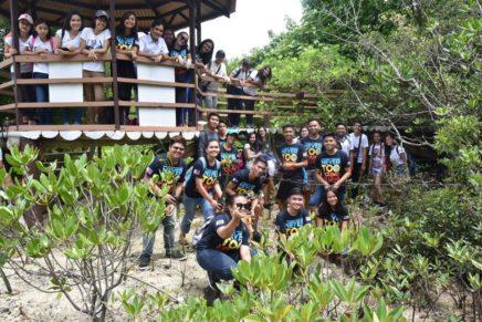 Davao City LGU celebrates Ecofest in the Cleanergy Park