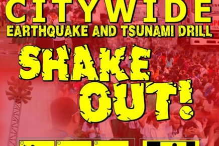 Shake Out!