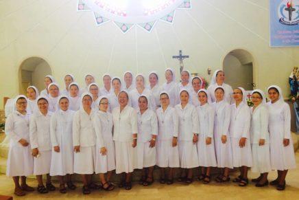 Lima na ka dekada sa Pilipinas: Borromeo Sisters padayon ang pagtabang