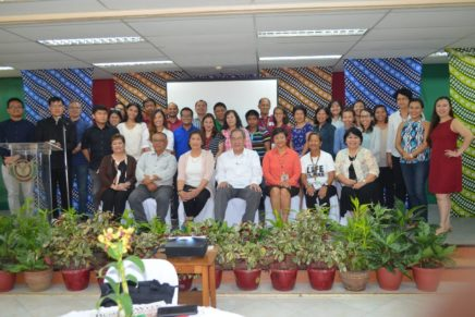 Food security forum held in UP Mindanao