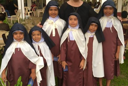 Mary, Brown Scapular and the Carmelites
