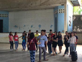 Batan-on sa Immaculada Concepcion GKK-Baguio nagtapok