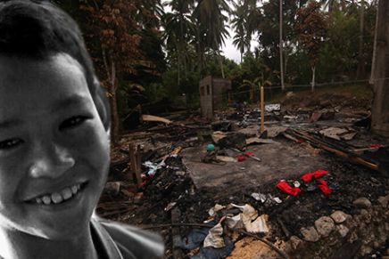 Justice for boy brutally killed by NPA sought