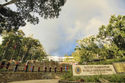 """ASEAN Landmark Lighting """"Excellent Opportunity to Draw Attention"""" to Mt. Hamiguitan"""