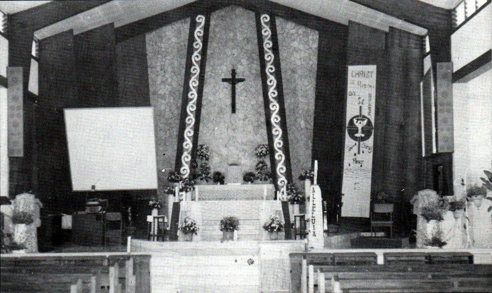 Old Sta. Ana Sanctuary