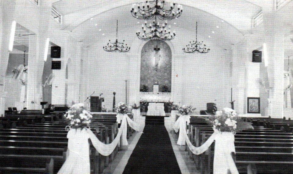 Sta. Ana Shrine 1999