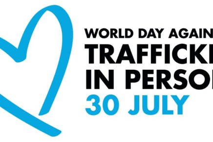 World day against human trafficking gipahiyagayon