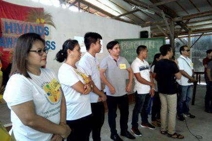 HIV-AIDS awareness seminar gipahigayon sa Agdao