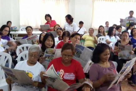 Inter Mirifica Seminar sa OMPH Bajada