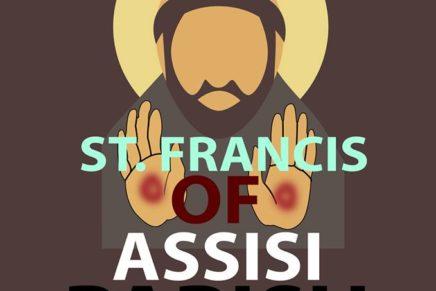 5 ka Marka ni St. Francis gipasabot