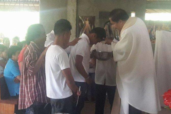 Pista sa Sr. San Agustin GKK – Polocon Malampuson