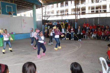 Davao City Schools Celebrate World Teachers Day
