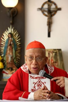 Cardinal Vidal (Cebu Daily News Inquirer)