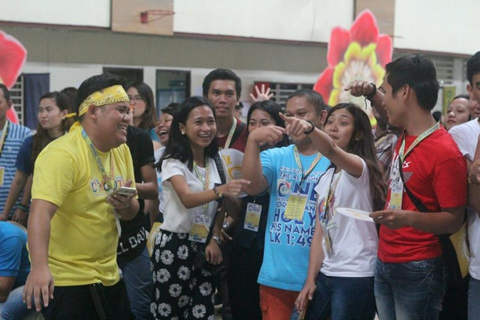 NYD delegates challenged by Cardinal Quevedo