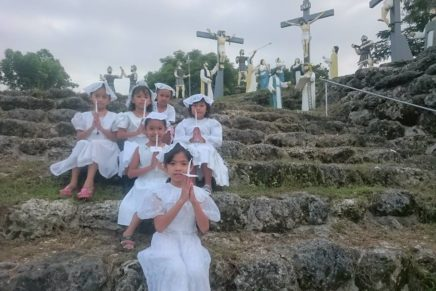St. Francis Xavier-Tibungco Month of the Holy Rosary Culmination