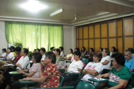 AsMIC Recollection to culminate the Year of the Parish