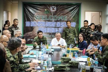MSAAG Holds Meeting in Davao Oriental