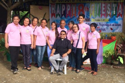 Our Lady of Miraculous Medal 8th Parochial Fiesta