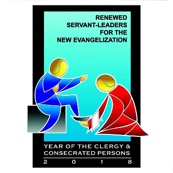Year of the Clergy and Consecrated Persons 2018