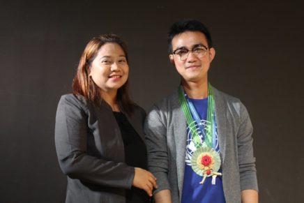 Pursuing Passion, Garnering Glory: Film guru visits his alma mater