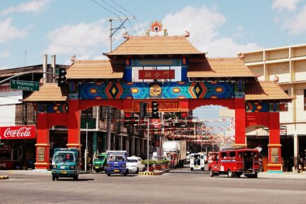 History of Chinatown in Davao City