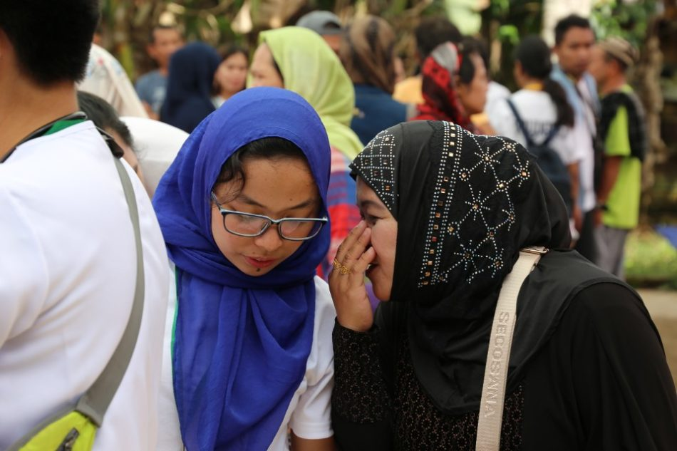 After passing board exams, young nurses of San Pedro College volunteer for Marawi