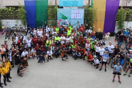 A Ride of Hope for Cancer Patients