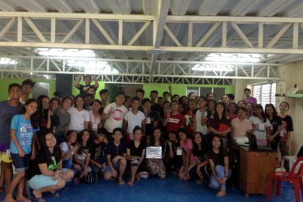 Four Basic Seminars sa Ministriya sa Batan-on Gipahigayon