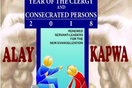 Pundok Banay mag-ampo sa pagsaulog sa Alay Kapwa 2018