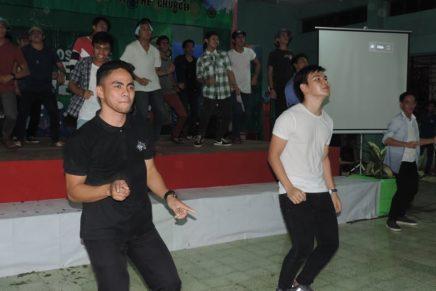 Seminarians got talent