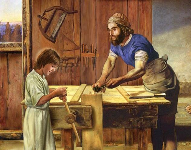 St. Joseph the Worker - Davao Catholic Herald